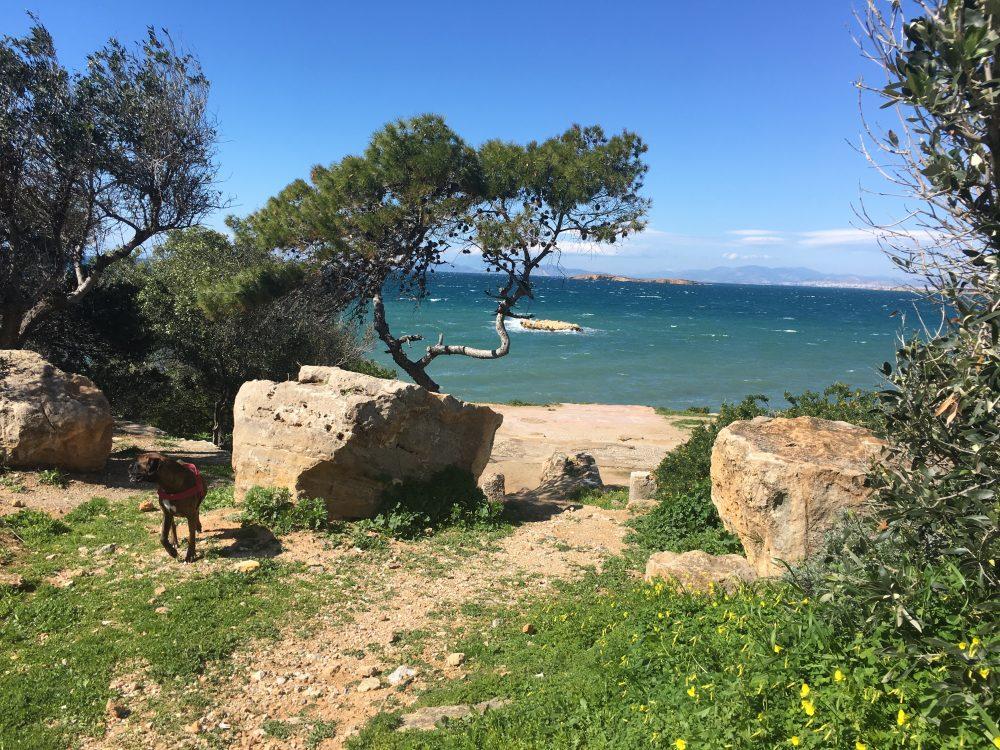 La spiaggia di Kavouri